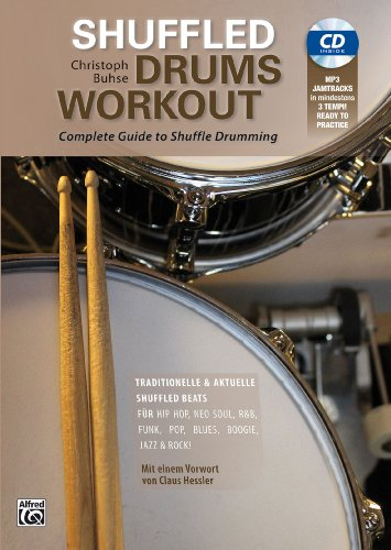 "Book ""Shuffled Drums Workout"""